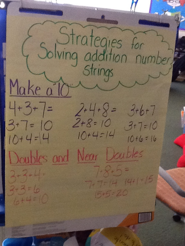 4th grade number talks pdf