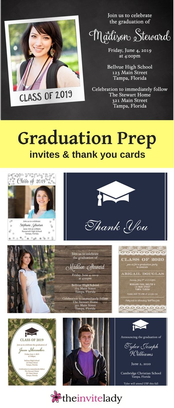 best shop graduation invites images on pinterest graduation