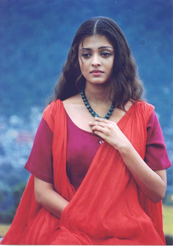 """Aishwarya as Mansi in """"Taal"""" {1999}"""