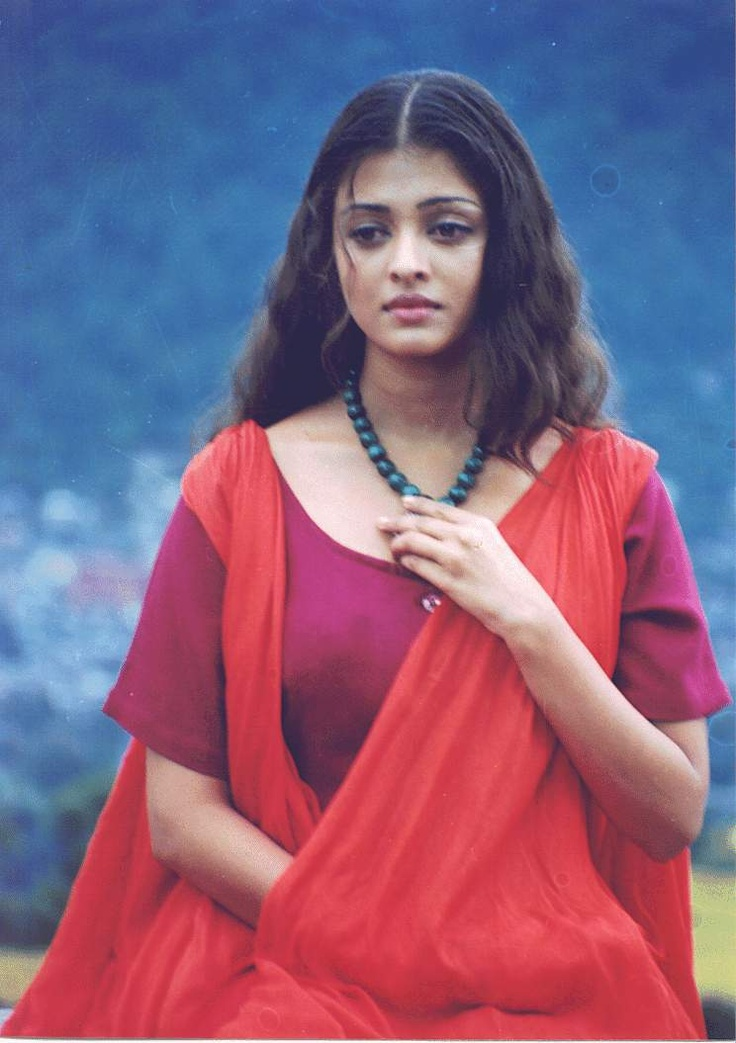 "Aishwarya as Mansi in ""Taal"" {1999}"