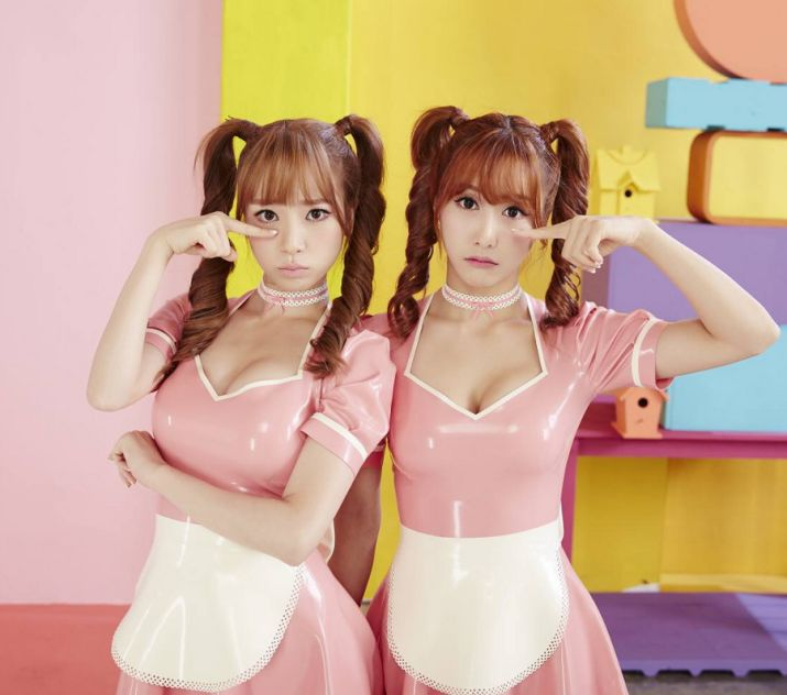CoCoSoRi is a South Korean duo formed under Mole Entertainment in 2016.