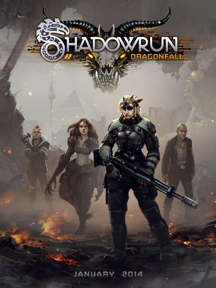 Shadowrun: Dragonfall | Harebrained Schemes