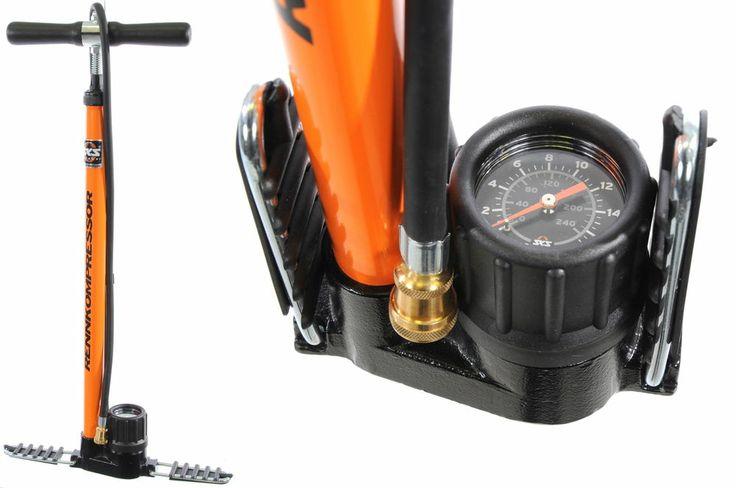 SKS Rennkompressor 230 psi Track Pump,Professional Cycle Workshop