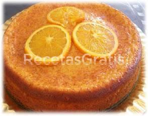Receta de Torta de naranja (2)