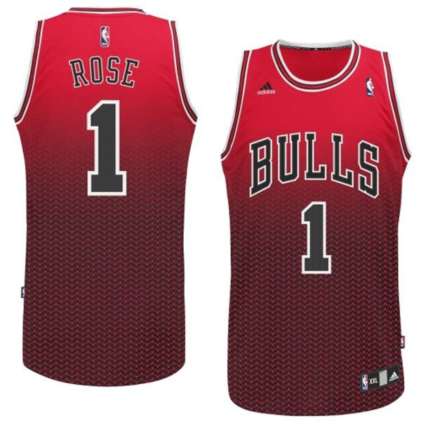 Buy NBA Chicago Bulls 1 Rose Red And Black Resonate Fashion Swingman Jersey  from Reliable NBA Chicago Bulls 1 Rose Red And Black Resonate Fashion  Swingman ...
