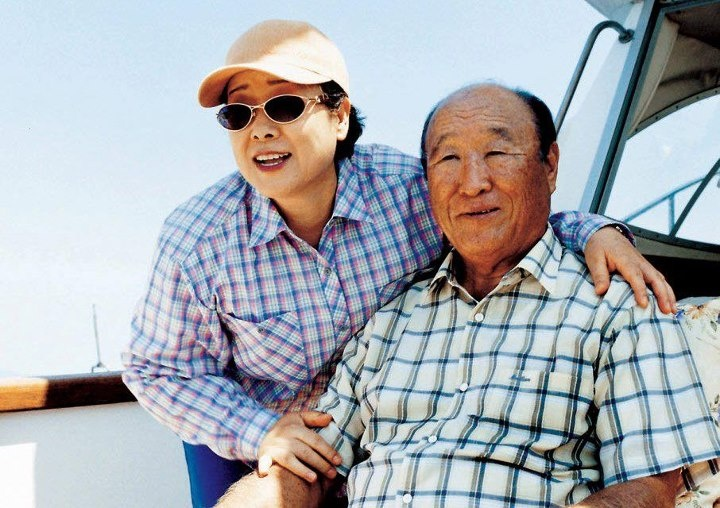 Rev. and Mrs. Sun Myung Moon