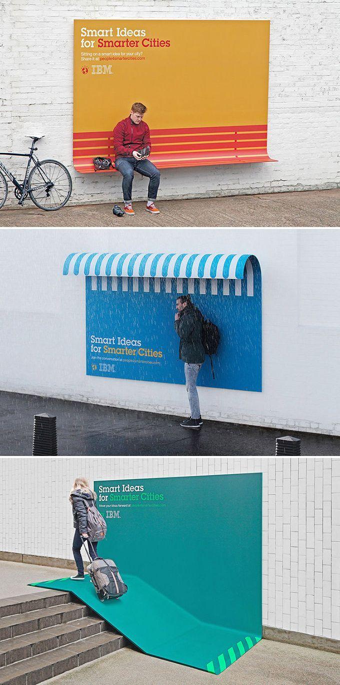 51 Brilliant Outdoor Ads Thatu2019ll Make You Sto…