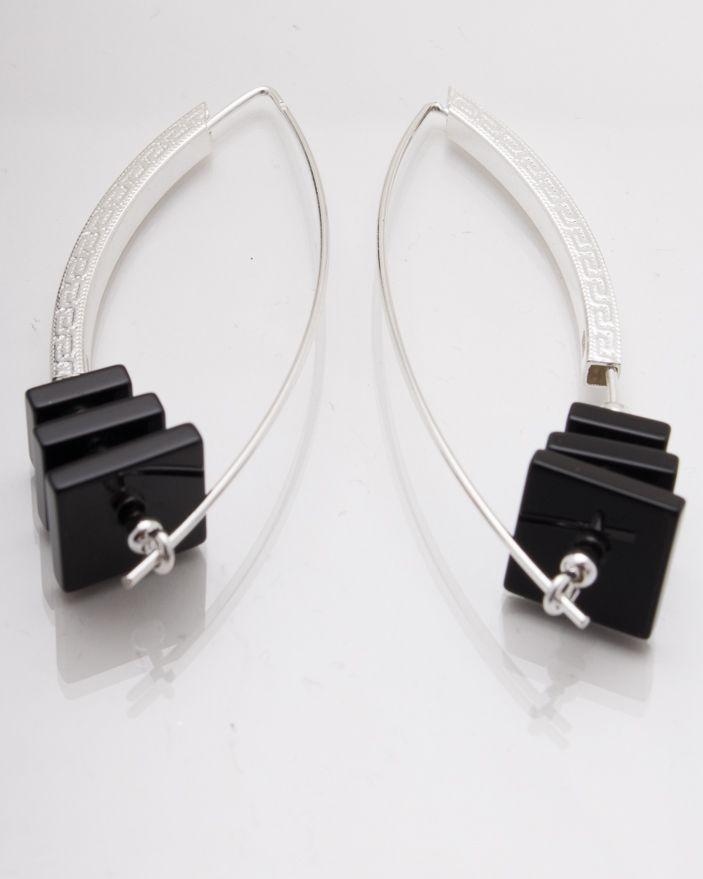 Cercei argint cod 2-2209, gr9.1