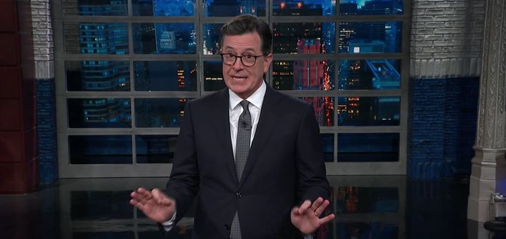 Stephen Colbert Points Out the One Thing 'Shithole Countries' Have Going for Them That the U.S. Doesn't