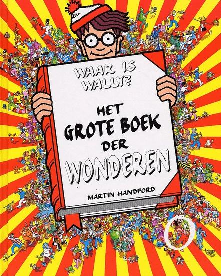 Thema 8: De verborgen Schat - Waar Is Wally - Het Grote Boek Der Wonderen