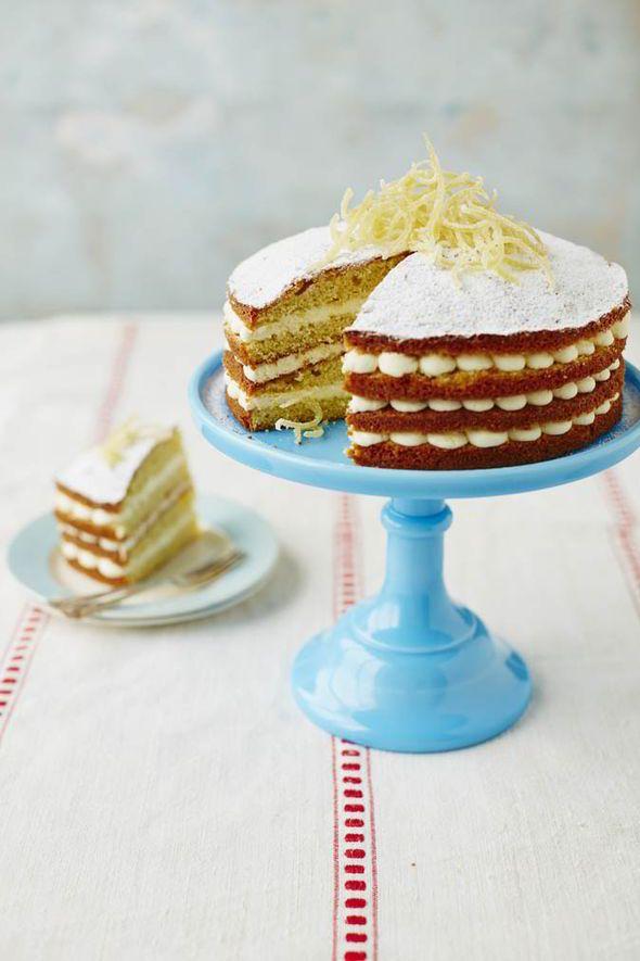 John Whaite, Sherbet Lemon Cake