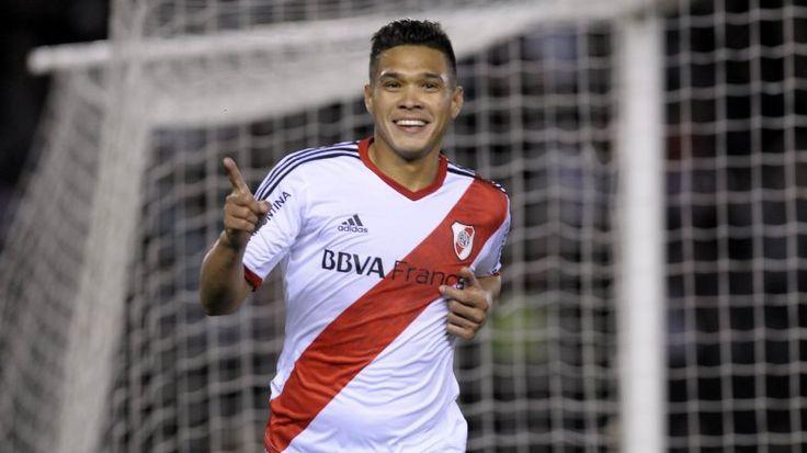 @Nicolas Domic Colombia: GOL! Teofilo Gutierrez - River 1 Lanus 3 (06/11/2013) #SoccerPerformanceTV