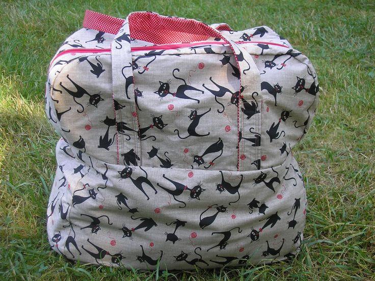 Cestovní taška pro Elišku