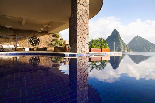 Hotel Anse Chastanet Santa Lucia (Isla de Santa Lucía)