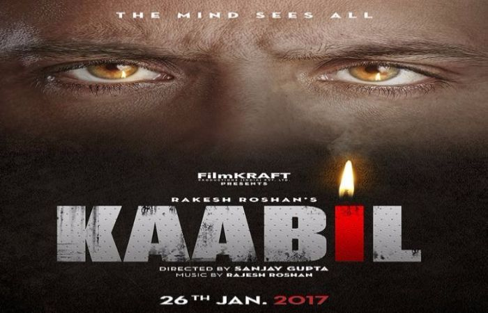 #HrithikRoshan's Kaabil is a Perfect Medley of Thrill, Romance and Tragedy – Review