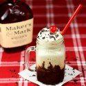 Burbon & Hot Fudge Milkshake