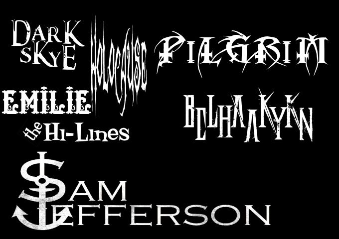 2for1 design an awesome typography logo for your band or artist