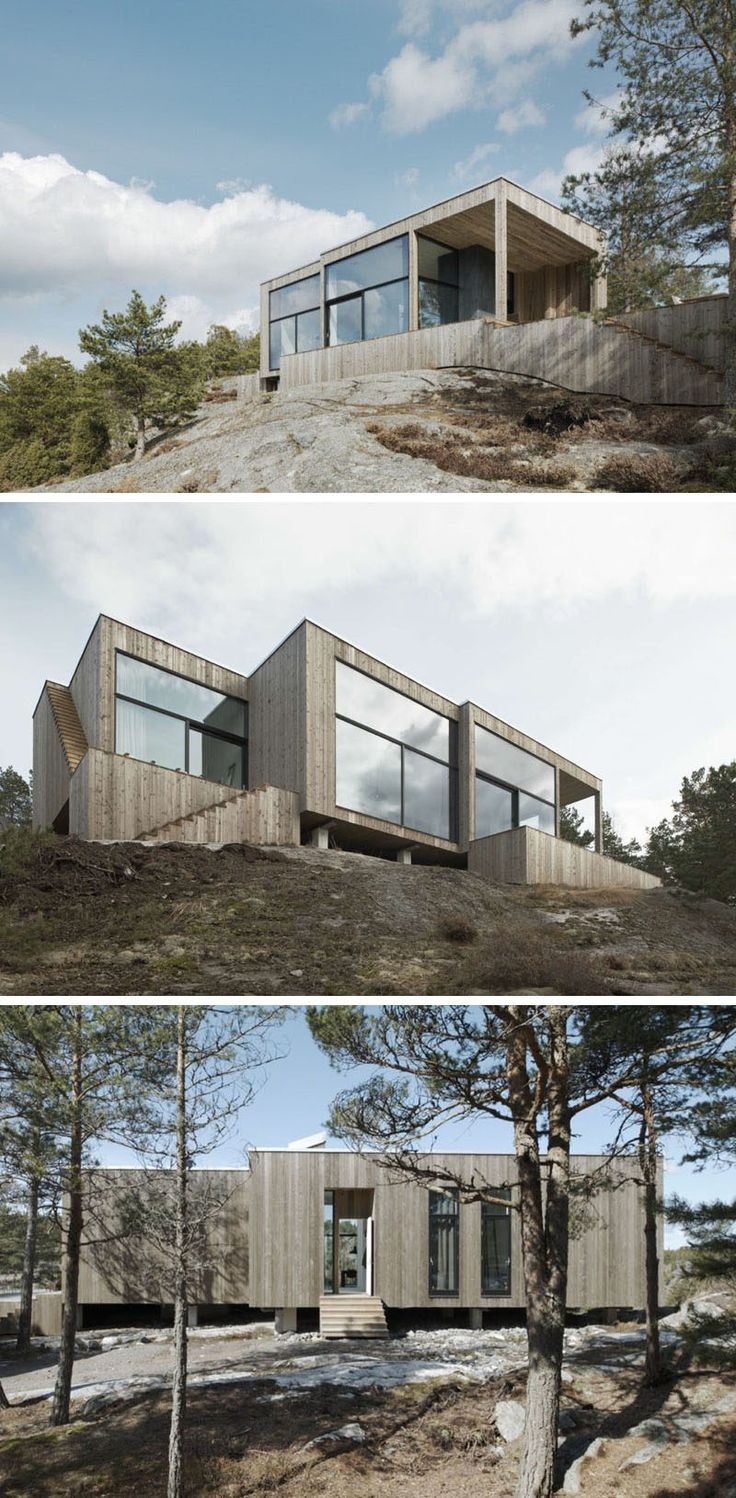 2147 best images about architecture on pinterest for Scandinavian modern house