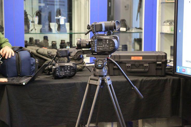 Nuova Sony Pxw-Fs7 M II Adcom in collaborazione con SONY ha presentato la nuova PXW-FS7M2 e le sue applicazioni.
