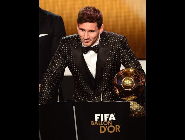 Look do Dia: Lionel Messi