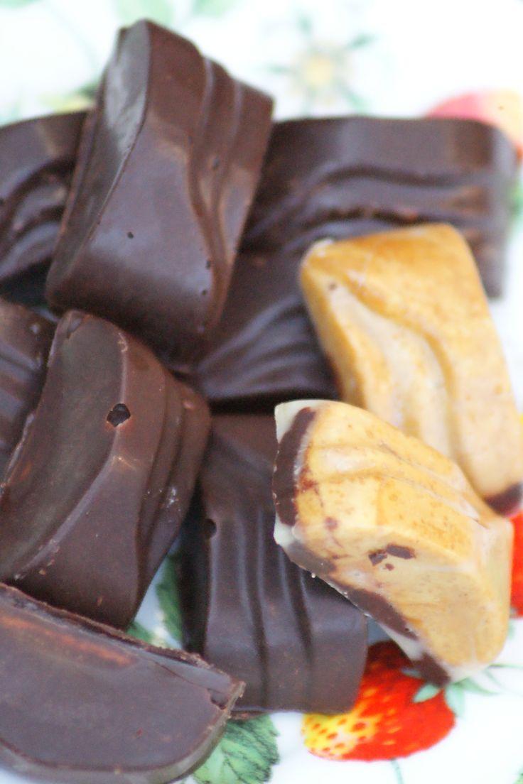 Sós karamellás bonbon laktóz- és gluténmentesen