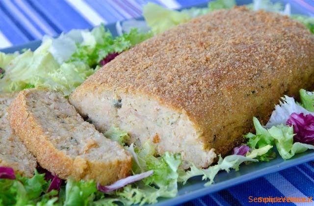 Polpettone di tonno con patate è una ricetta estiva, semplice da realizzare,leggera e molto gustosa per servire un piatto completo.Ciao ciao
