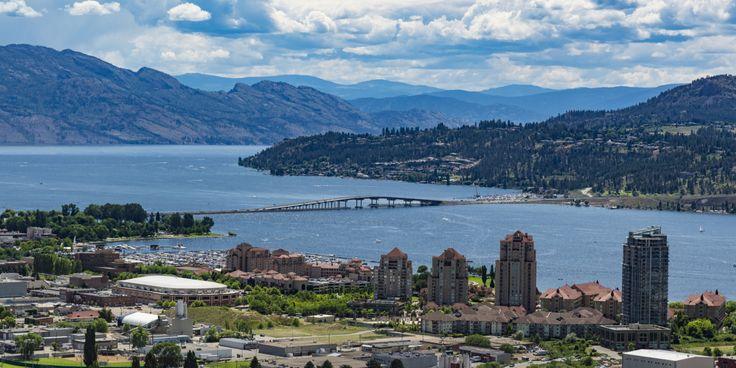 Canada's Worst City To Find A Job? Kelowna, B.C., BMO Data Indicates 0