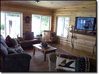 Pine Paneling, Juniper Paneling, Pecky Cypress Paneling - Southern Wood Specialties
