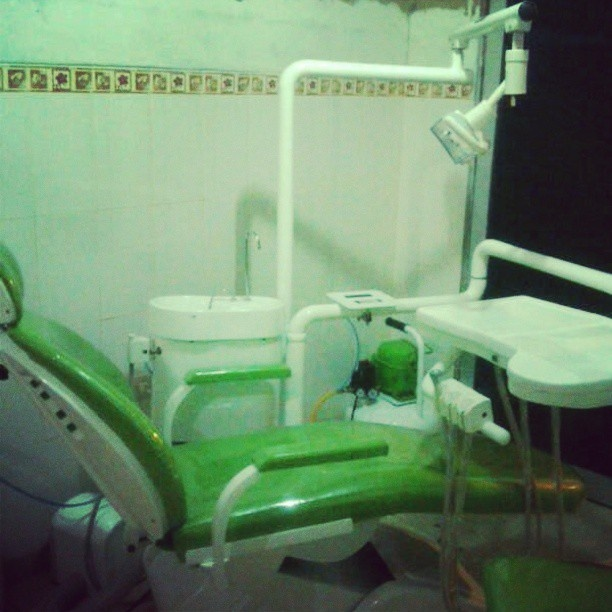 dental unit for smart dentist, dengan green technology