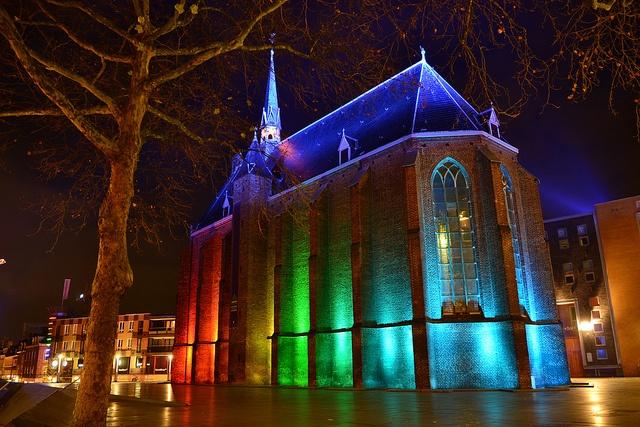 Nijmegen, Kerkje bij Marikenstraat 2 | Flickr - Photo Sharing!