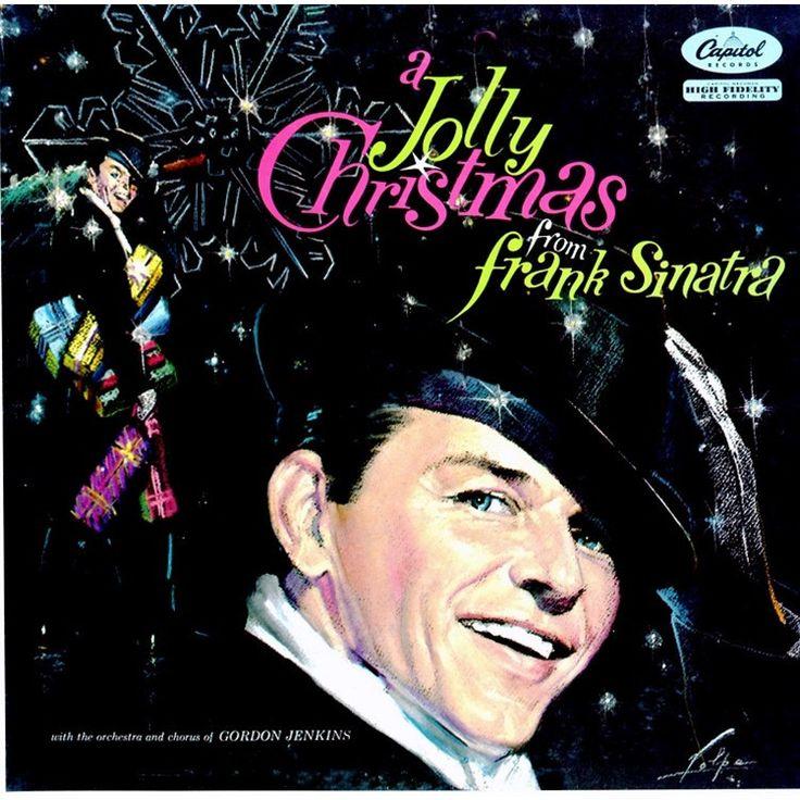Frank Sinatra - A Jolly Christmas From Frank Sinatra on LP (Awaiting Repress)