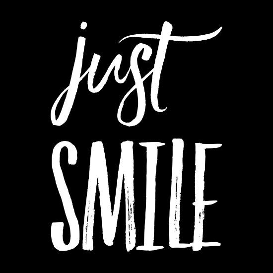 Quotes About Smile Black and White – fnmag