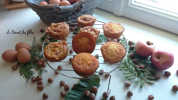 Le Carnet Des Filles - Blog Nail Art, Beauté, Cuisine, Loisirs créatifs: Muffins au Potiron
