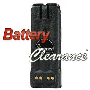 NNTN4435B: This is a Motorola Original NNTN4435B impres™ Battery. impres™ Battery, Nickel Metal Hydride (NiMH), 2000 Milliamps, 7.5 Volts. impres™ batteries, when used with an impres charger, provide automatic, adaptive reconditioning, end of life display, and other advanced features.