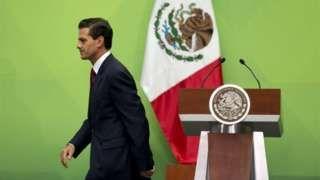 Mexican President Enrique Pena Nieto 'plagiarised thesis'