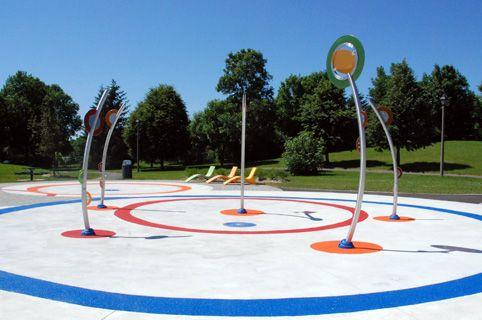 Tout en couleur ! Imagineo - Mirabel, Quebec, Canada equipements de jeux réalisations