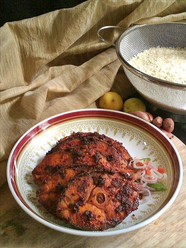 203 best taste of kerala images on pinterest kerala indian and the humpty dumpty kitchen meen varuthathu kerala style fish fry by priya n n n forumfinder Gallery