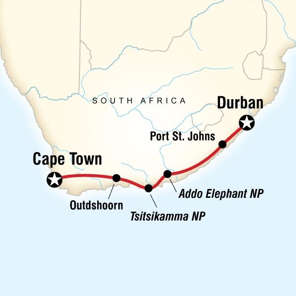 South Africa Discoverer - KILROY