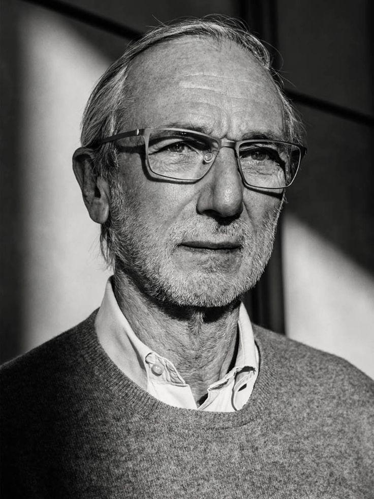 Renzo Piano (1937) - Italian architect and engineer, who won the Pritzker Prize in 1998. Photo © Sebastian Kim