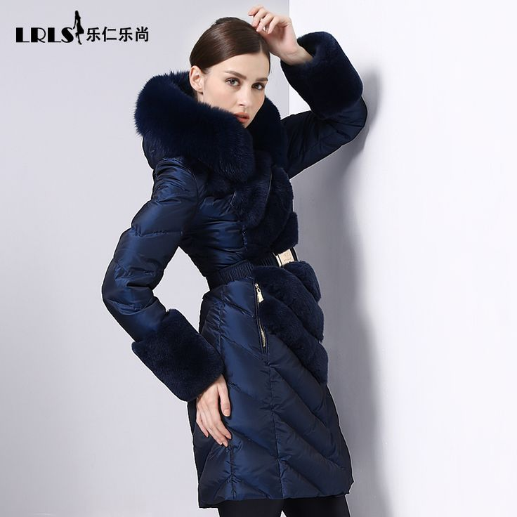 High quality luxury Winter Women down jackets fox fur coat long down Coat $292.80   => Save up to 60% and Free Shipping => Order Now! #fashion #woman #shop #diy  http://www.yiclothes.net/product/high-quality-luxury-royalcat-2016-winter-jacket-women-down-jackets-fox-fur-coat-long-down-coat-womens-thicken-slim-outerwear/