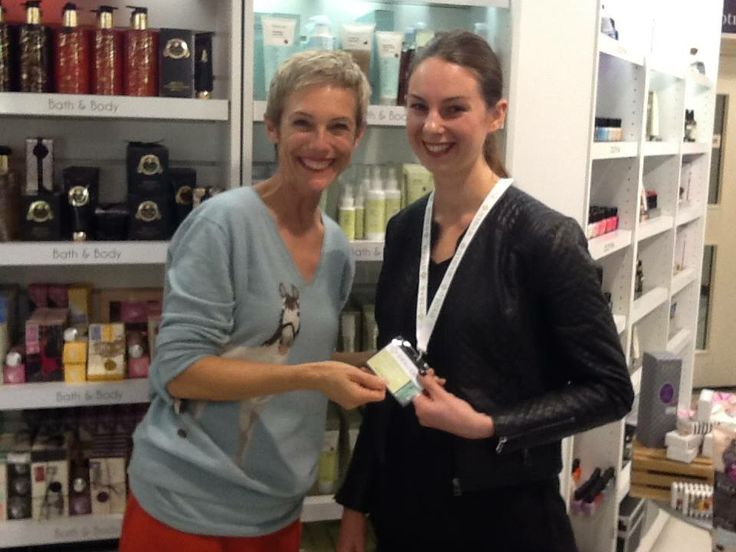 Look for our new Evolu experts at Kirkcaldie and Stains in Wellington #evoluskincare