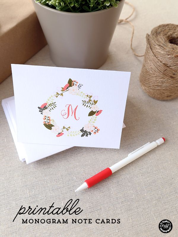best 25  free printable monogram ideas on pinterest