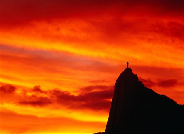 Christ the Redeemer, Corcovada. Rio De Janeiro a possible visit in 2014 maybe?
