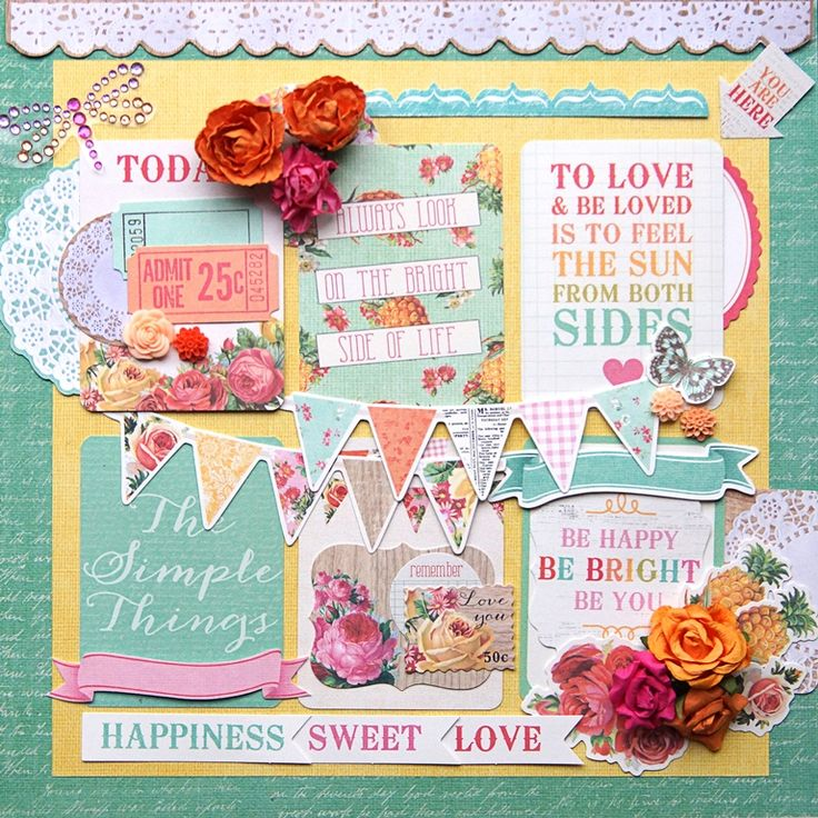 "<p>Hello Kaisercraft fans! Emmy here with another Kaisercraft Tropical Punch project to share. This time I decided to create a layout without pictures. Instead I choose to use the adorable 3 x 4 Pineapple Crush Captured Moments cards pack. Here is my HAPPY page: For my background I layered the Refreshing pattern <a href="" http://www.merlyimpressions.co.uk/blog/project-portfolio/scrapbooking/a-happy-page-with-tropical-punch/ ""> …click to read more</a></p>"