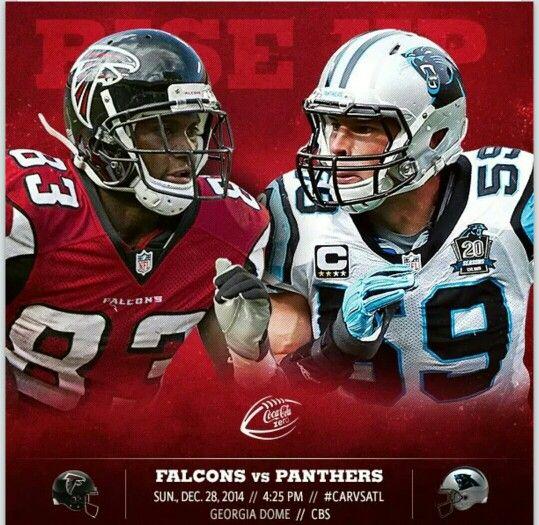 panthers vs falcons - photo #29