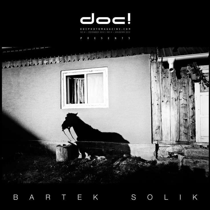 """doc! photo magazine presents: """"Towards Pleşa"""" by Bartek Solik, #6, pp. 71-93"""