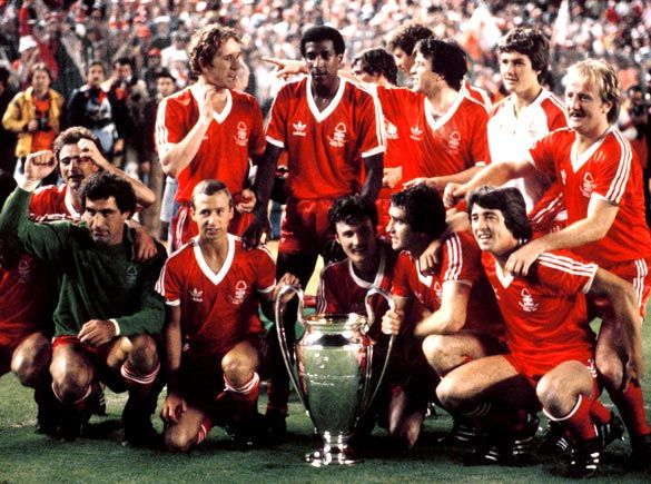 nottingham forest, european cup winner,1979