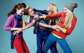 Image result for gap ad campaign holiday