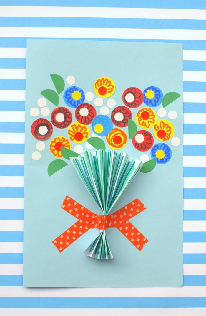 DIY Mother's Day Card : DIY Mother's Day Card