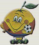 España 1982: Naranjito (Una naranja)